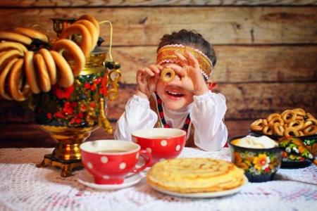 Фольклорный праздник «Как на масляной неделе…»