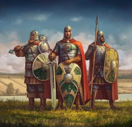 «Богатыри и витязи Русской земли»