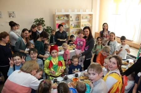 День семейного отдыха «Широкая Масленица!»