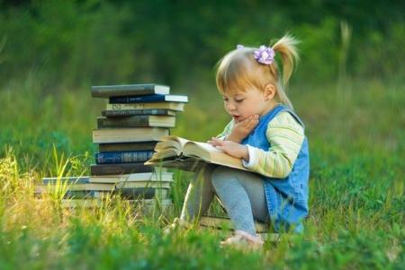 С книгой на природу!: библиопикник