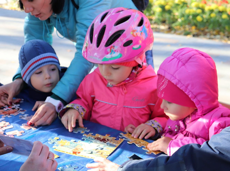 Детские библиотеки в парке Металлургов