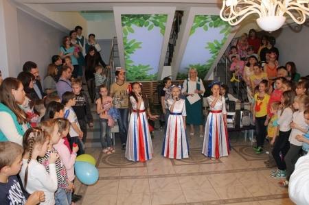 Ночь искусств в Центральной городской детской библиотеки Самары