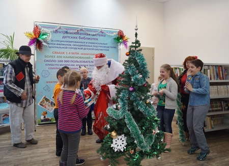 Виртуальное путешествие «История Деда Мороза»