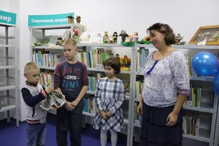 Ночь искусств в Центральной городской детской библиотеке