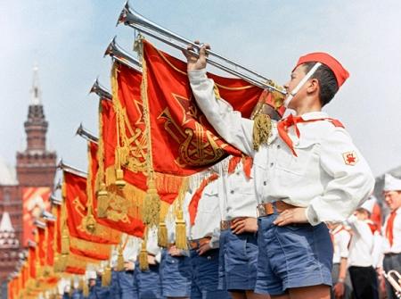 Экскурсия «Волонтёры советского времени – пионеры»