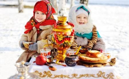 Фольклорный праздник «Широкая масленица»