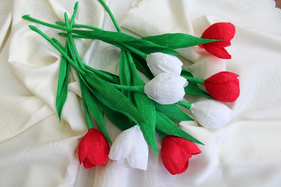 Весна, цветы, подарок маме