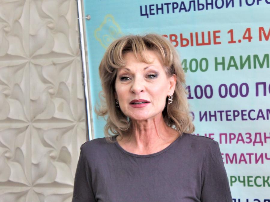 «Литпартер с Ольгой Шебуевой»