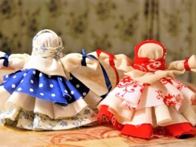 Мастер-класс «Хоровод кукол»
