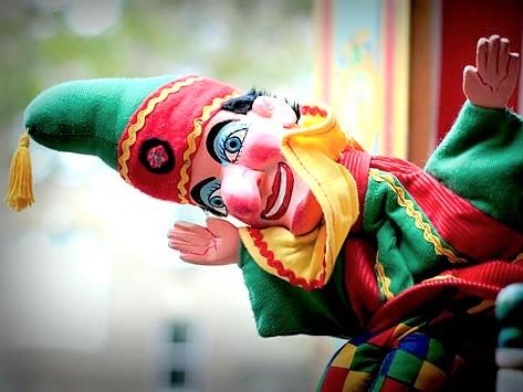 Кукольный спектакль «И оживают куклы»