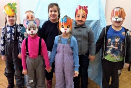 Театральный утренник «Куклы могут говорить»