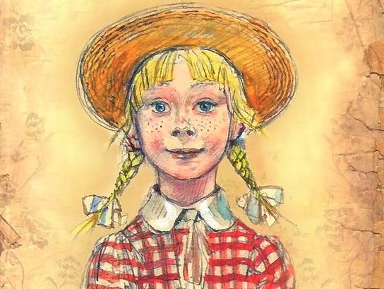 Необыкновенная девочка Поллианна
