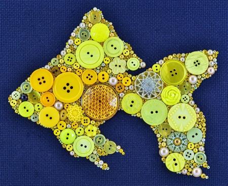 Мастер-класс «Золотая рыбка»