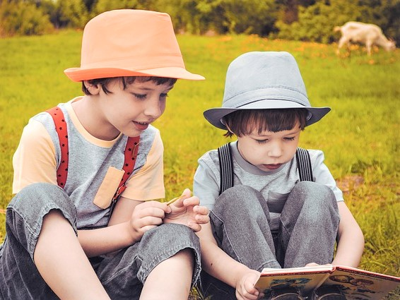 Летнее чтение – вот это приключение
