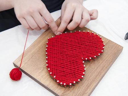Мастер-класс «Мужские поделки для женских сердец»