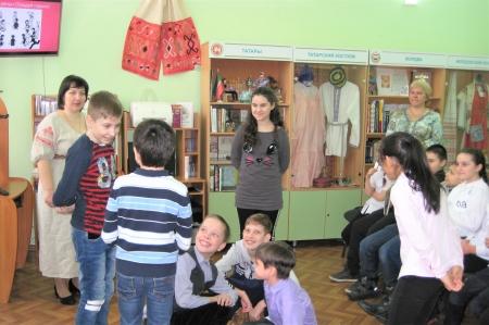 Этно-экскурс «Многоцветье национальных культур»