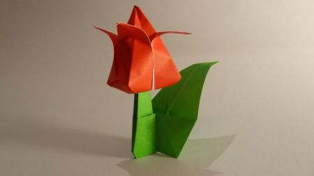 Мастер-класс «Волшебный цветок»