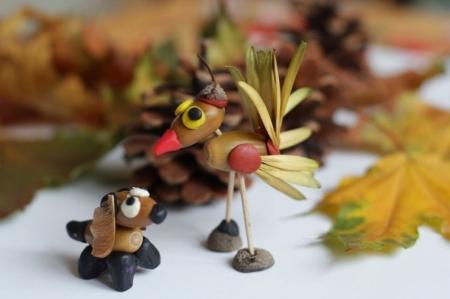 Мастер-класс «Осенних красок хоровод»