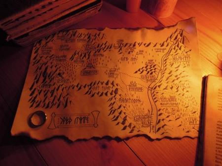 Литературное путешествие Волшебный мир Толкина