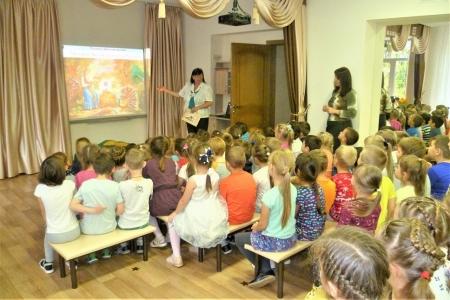 Всероссийская акция «Читаем Аксакова всей Россией»