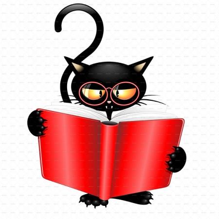 Жил да был Чёрный кот за углом...