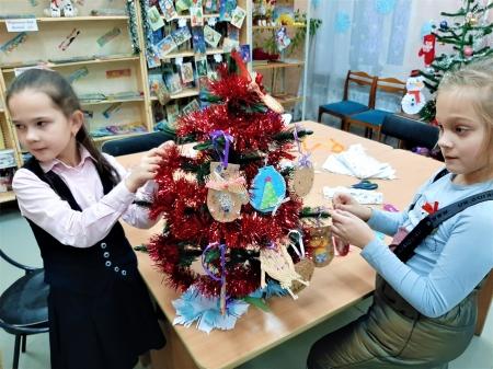 Мастер-класс «Новогоднее дерево желаний»