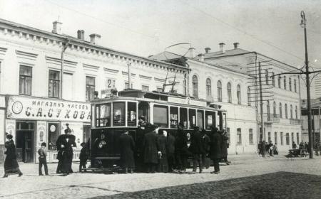 Историческое путешествие  «Прошлое и настоящее самарского трамвая»