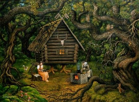 Какой лес без чудес!