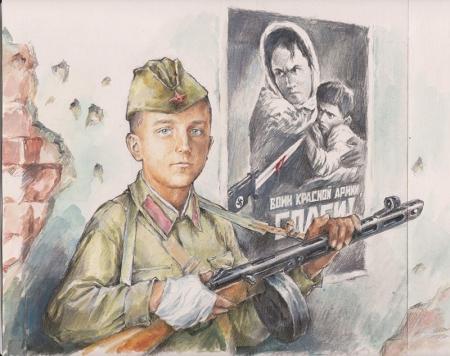 Дети на Великой Войне