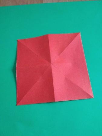 Мастер-класс по оригами: Бабочки