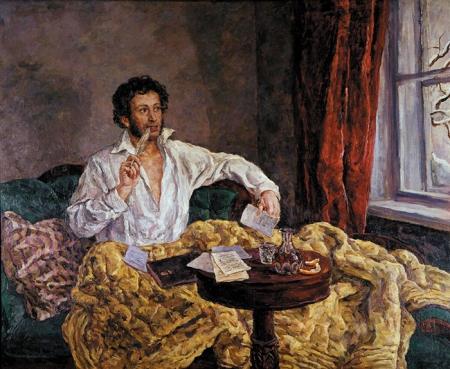 Онлайн-встреча «Мой любимый Пушкин»