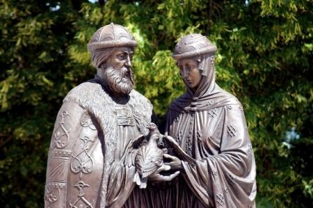 Онлайн-встреча «История Петра и Февронии»