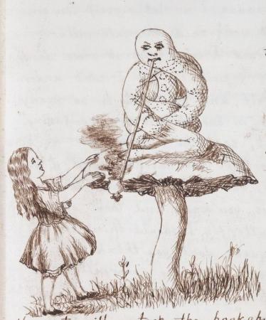 Такая разная Алиса