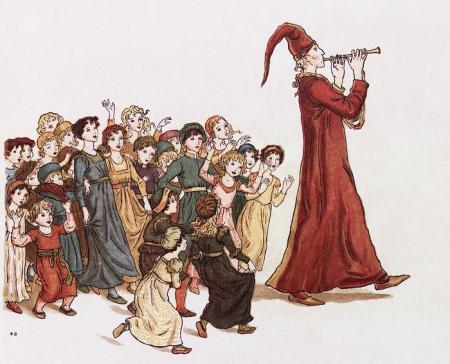 Волшебная музыка сказки