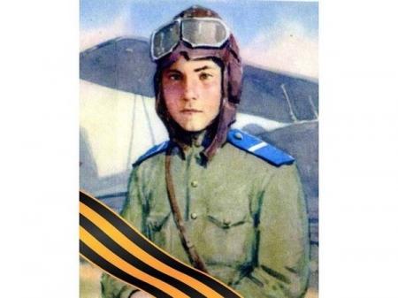 Юные герои Великой войны. Аркадий Каманин
