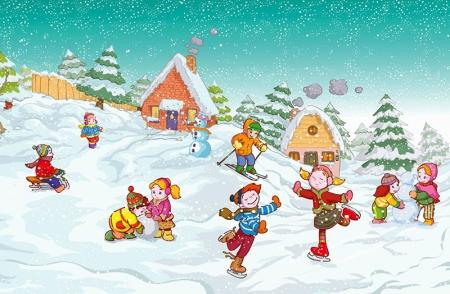 Веб-квест «Зимние забавы»