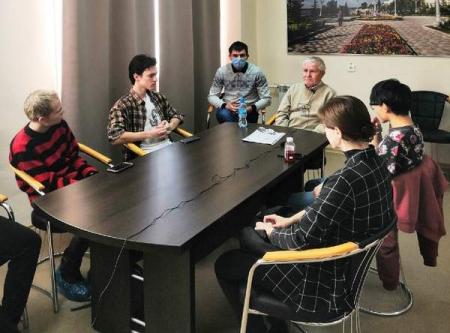 Теневой театр и викторина по творчеству Павла Бажова