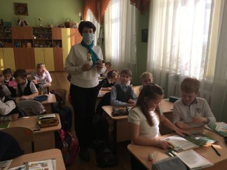 В Библиотеке 25 прошло литературное путешествие по сказкам Бондаренко