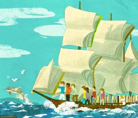 Онлайн-мероприятие «Библиорегата в Интернет-океане»