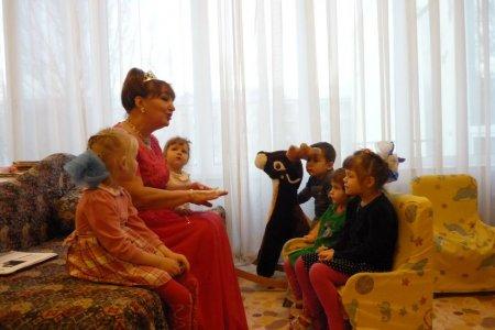 Мероприятия в рамках программы «Добру откроется сердце ребенка»