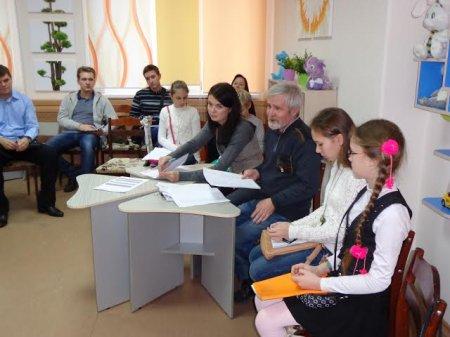 Финал конкурса «Школа молодого литератора»