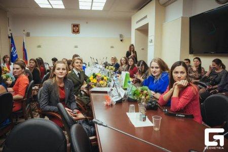"""Всероссийский конкурс """"Мисс молодёжь 2014"""""""