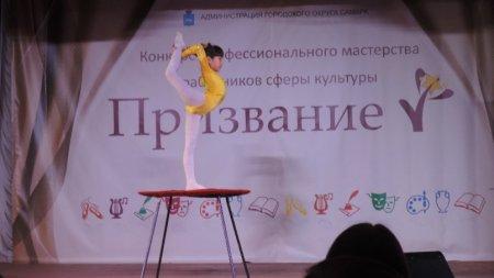 Конкурс профессионального мастерства «Призвание - 2014»