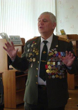 Всемирный день писателя с Анатолием Дмитриевичем Улуновым