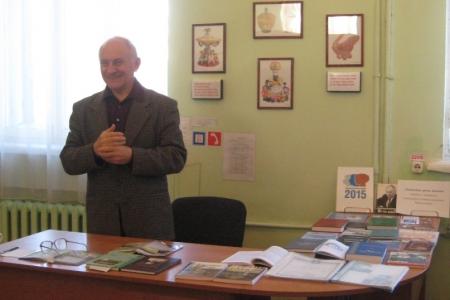 Творческая встреча с Александром Малиновским