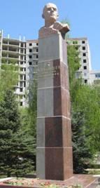 Памятник Дмитрию Карбышеву\nЩелкните на изображение, чтобы посмотреть его в оригинальном размере.