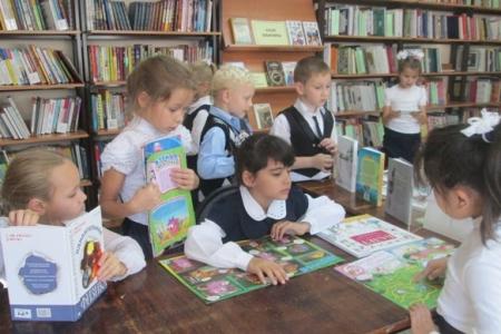 Библиотека, книжка, я – вместе дружная семья!