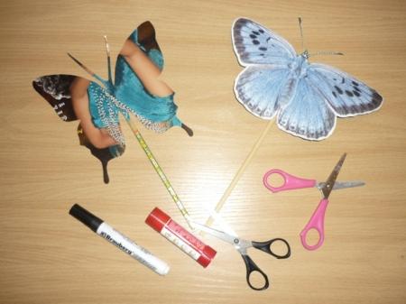 Аксаковские бабочки