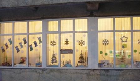Сказка про витрину