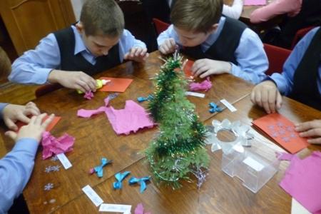 «Сказочная почта»: новогодняя мастерская Деда Мороза